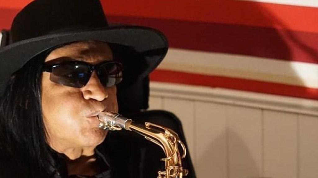 Fallece 'Sax' de La Maldita Vecindad; padecía COVID-19 - 'Sax' de La Maldita Vecindad. Foto de @saxmusicoficial