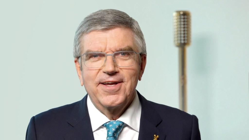 Thomas Bach es reelegido presidente del Comité Olímpico Internacional - Thomas Bach, presidente del COI. Foto de COI / Greg Martin