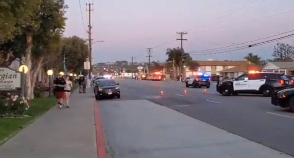 Tiroteo en Orange, California, deja al menos cuatro muertos, entre ellos un menor - Tiroteo Orange California disparos