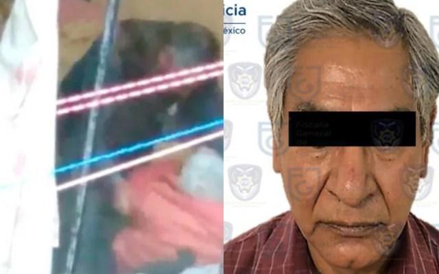 Vinculan a proceso a sujeto que golpeó a su madre de 92 años en Tlalpan - Tlalpan sujeto agresor madre golpes