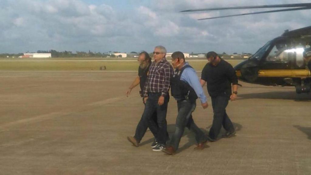 Exgobernador Tomás Yarrington se declara culpable ante tribunal de EE.UU. - El exgobernador de Tamaulipas, Tomás Yarrington. Foto de archivo