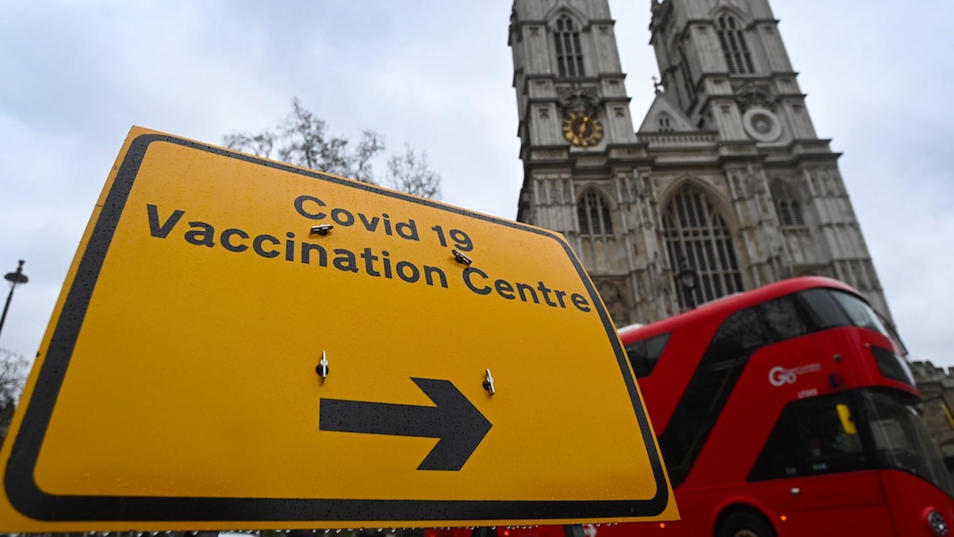 Reino Unido en alerta por tercera ola de COVID-19