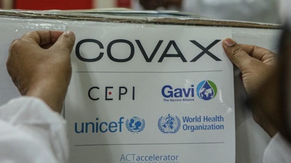 México recibirá más de dos millones de vacunas de Covax - vacunas COVAX