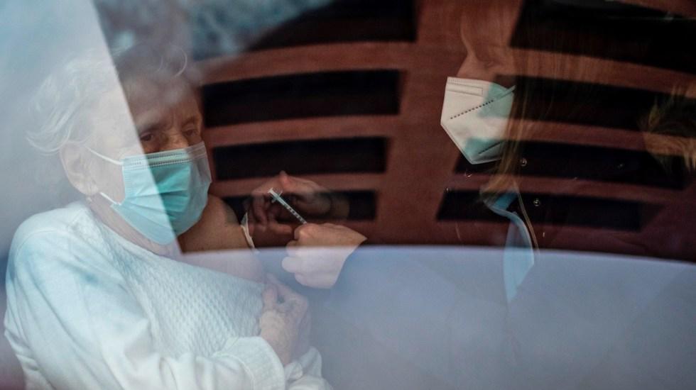 Europa cumple un año de pandemia con la esperanza puesta en las vacunas contra el COVID-19 - Foto de EFE