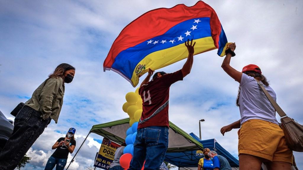 ¿En qué consiste el TPS de Estados Unidos para los venezolanos? - Foto de EFE