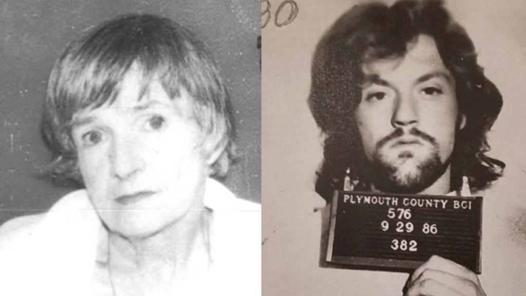 Resuelven crimen 37 años después gracias a confesión de asesino antes de morir - Virginia Hannon y Jesse Aylward. Foto de @PlymouthCtyDAO