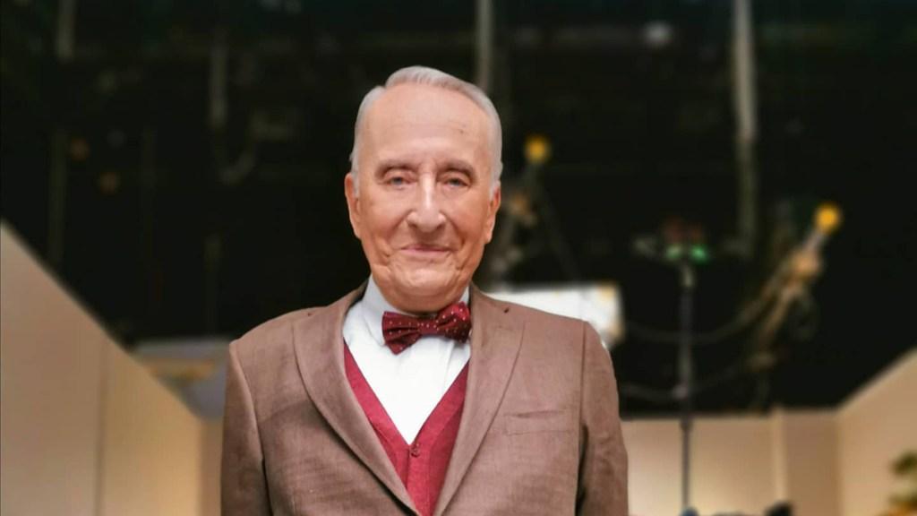 Murió a los 81 años el primer actor Patricio Castillo - El actor Patricio Castillo. Foto de @PatoCastillofic