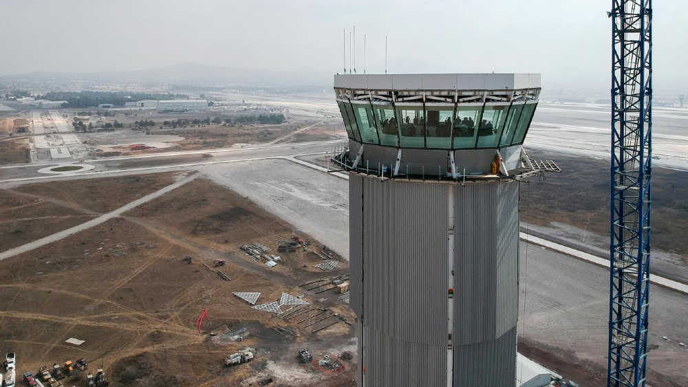 Aeropuerto Felipe Angeles Santa Lucia