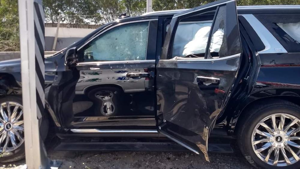 Asesinan al hermano de cantante Alfredo Olivas y a su familia - Alfredo Olivas camioneta hermano Zapopan