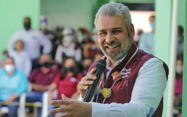 Anuncia Alfredo Ramírez Bedolla que investigará la administración de Silvano Aureoles  Oculto - Alfredo Ramírez Bedolla