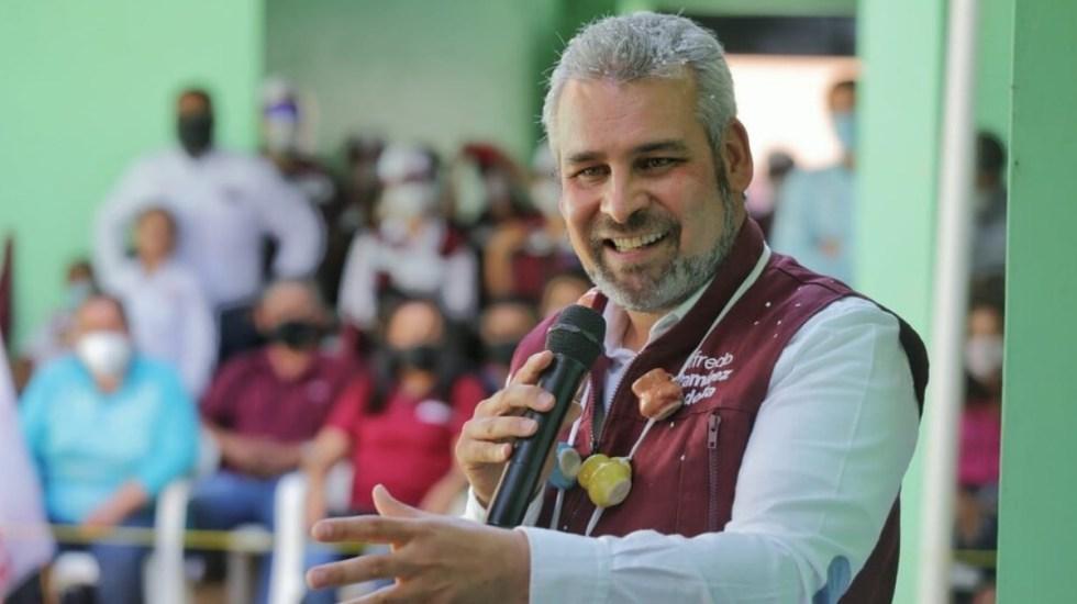 Alfredo Ramírez Bedolla será candidato a la gubernatura de Michoacán por Morena - Alfredo Ramírez Bedolla