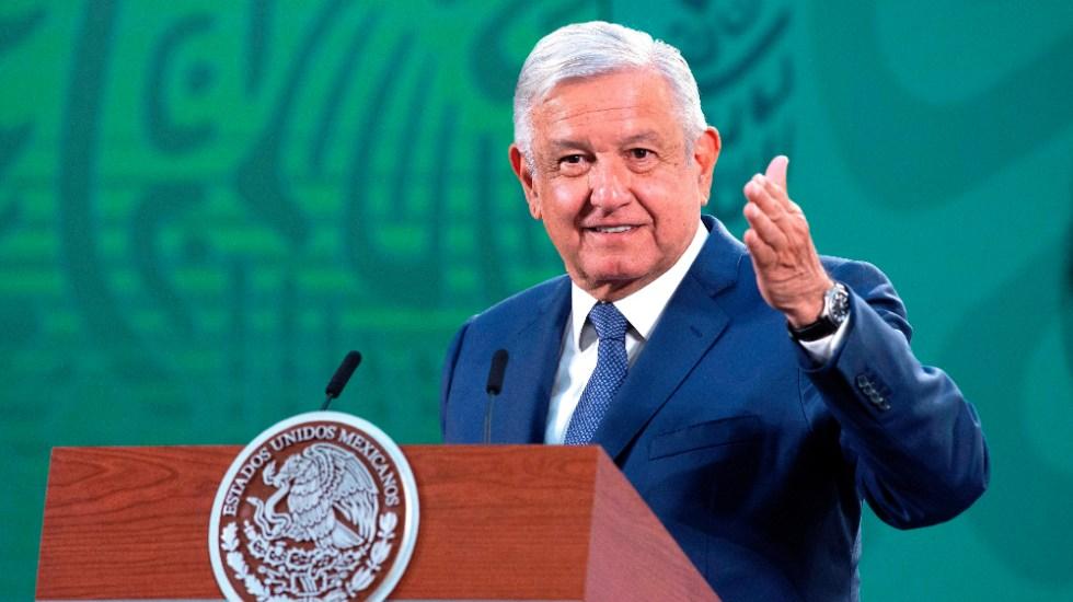 López Obrador se vacunará contra el COVID-19 este martes - AMLO Lopez Obrador