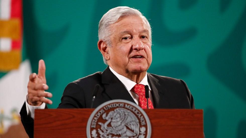 Por combate a corrupción, ya se ve el renacimiento de México: AMLO - AMLO Lopez Obrador renacimiento