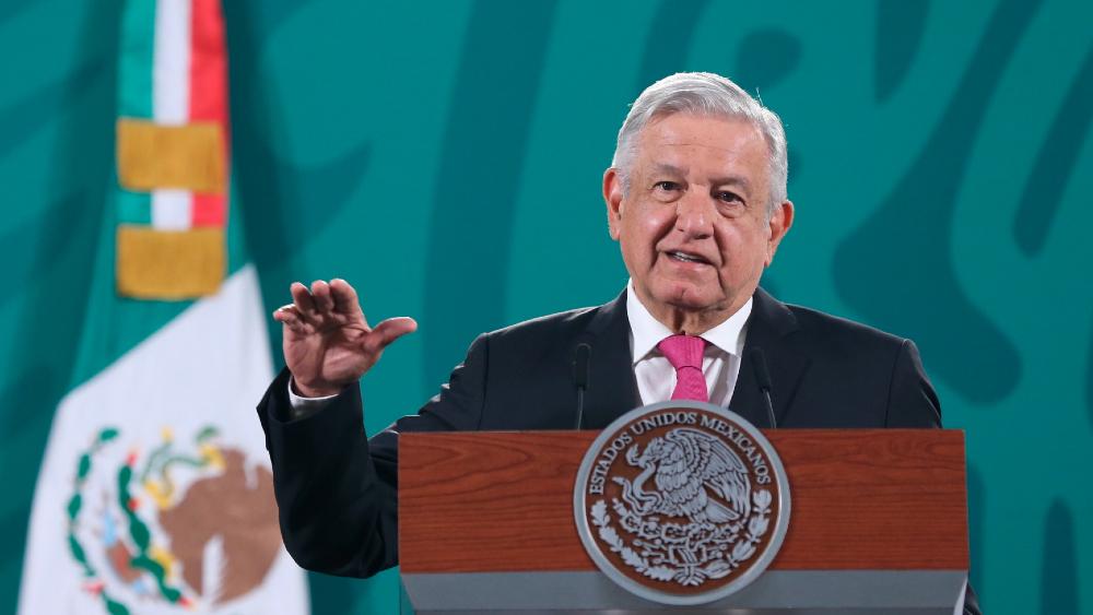 AMLO Lopez Obrador encuesta