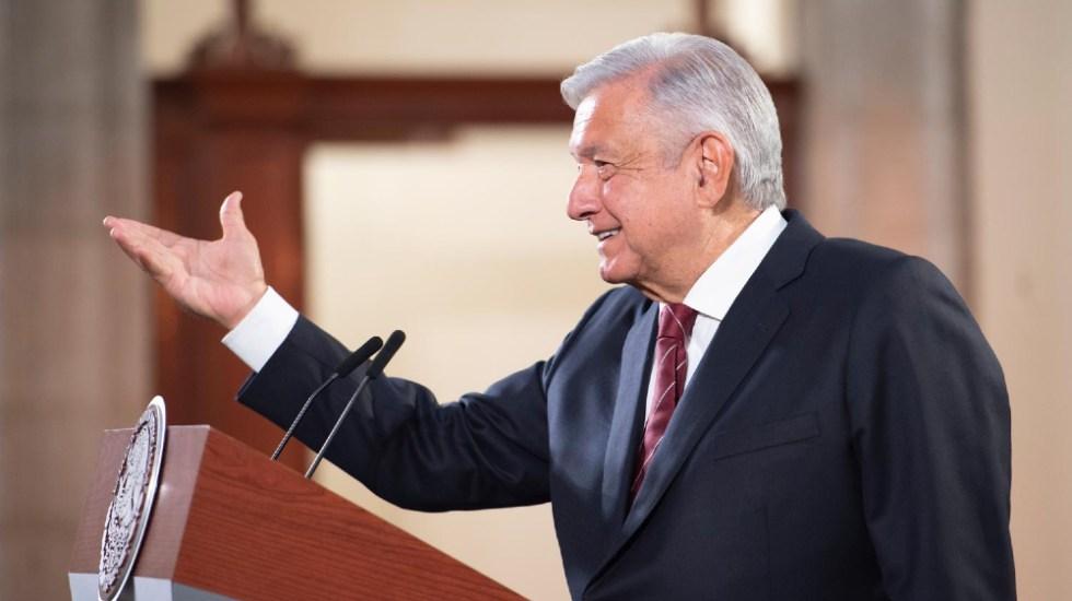 """AMLO descarta reelección, pero afirma que le quedan """"seis años"""" pues trabaja el doble - AMLO Lopez Obrador reelección"""