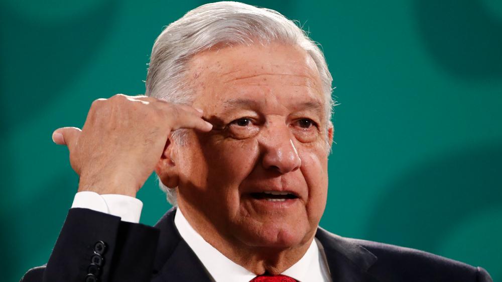 INE y TEPJF, facciosos y con misión de impedir la democracia: AMLO - El presidente de México, Andrés Manuel López Obrador. Foto de EFE