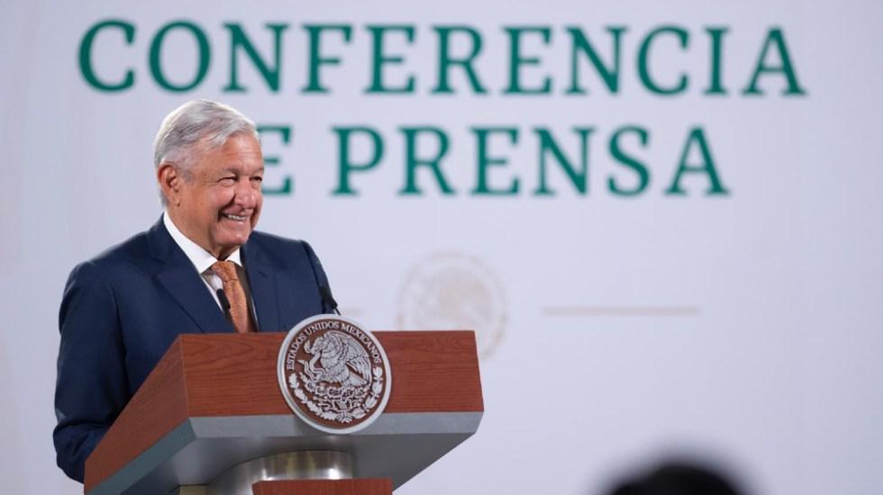 'No me pregunten', pide AMLO a la prensa tras 'regaño' del INE - AMLO Lopez Obrador conferencia veda electoral