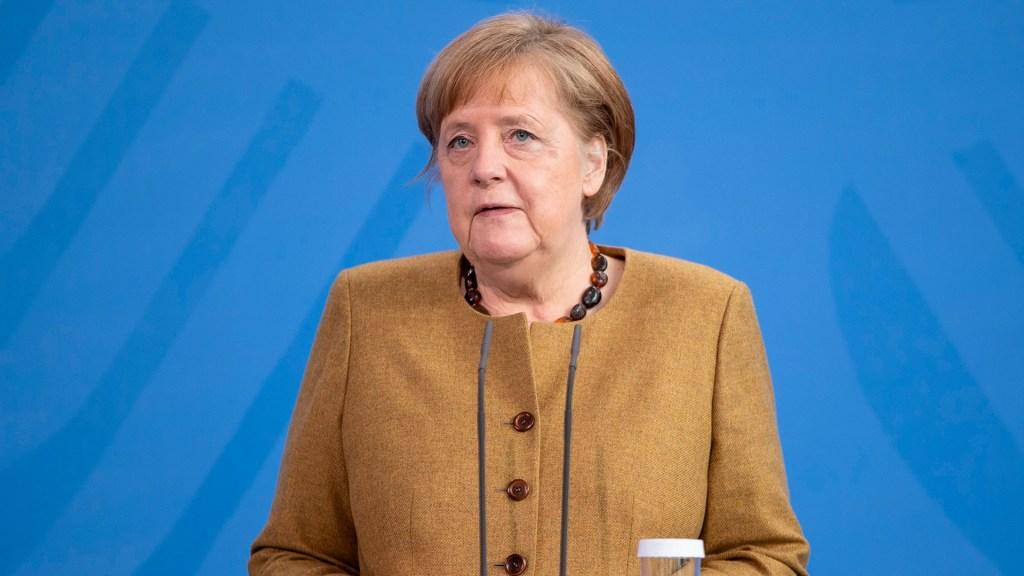 La lucha por la sucesión de Angela Merkel se agudiza en la recta final - Angela Merkel