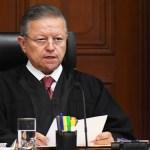 CIDH cuestiona ampliación de gestión de Arturo Zaldívar en la SCJN