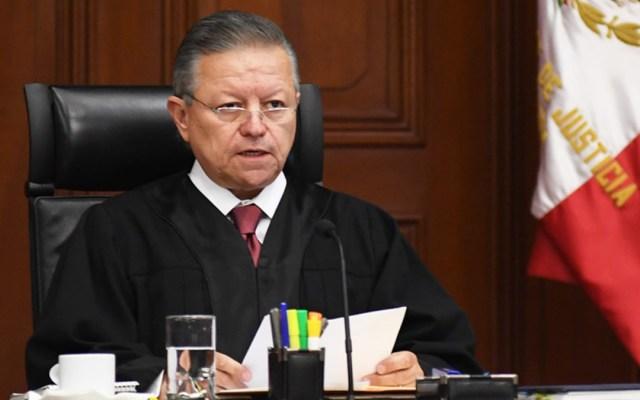 Hasta que la justicia se haga costumbre; Zaldívar sobre el Poder Judicial - Arturo Zaldívar
