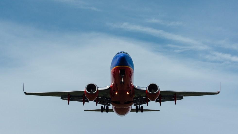 Estados Unidos rebajará calificación de seguridad de aviación en México: Reuters - Avión aeronave aire vuelo
