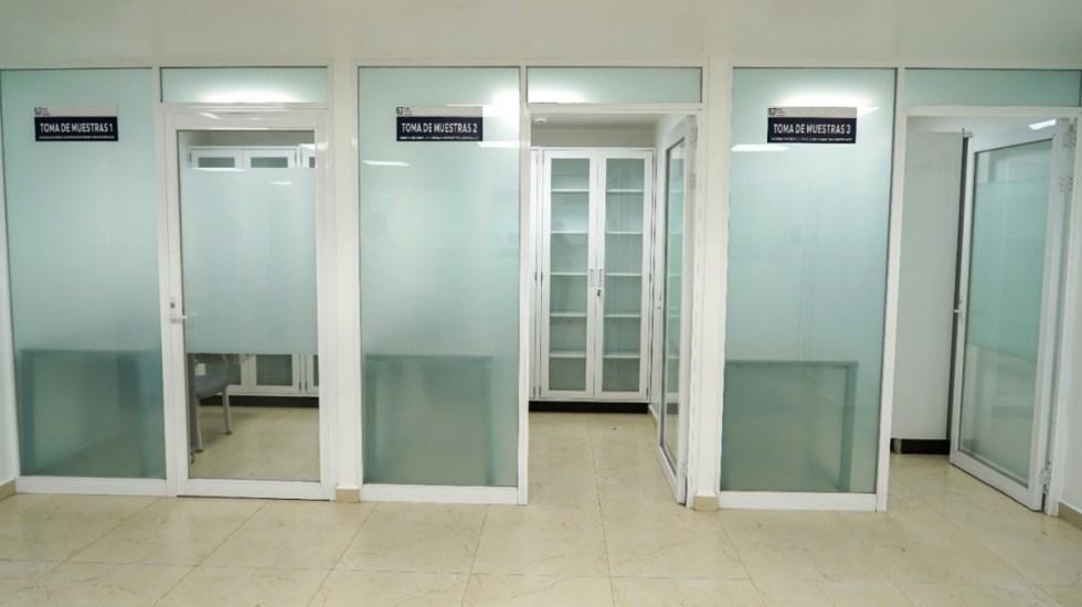 Ultiman en Ciudad de México primer banco de ADN contra agresores sexuales - Banco ADN Fiscalía Ciudad de México 2
