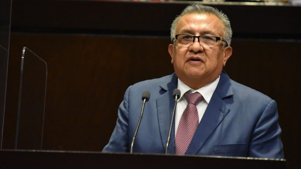 Desafuero a Benjamín Huerta, acusado de abuso, corresponde a la Fiscalía, afirma coordinador de Morena en San Lázaro - Benjamín Huerta diputado