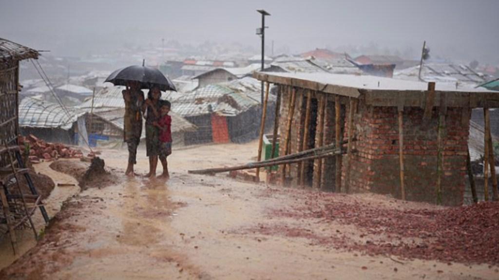 Crisis climática causa ya el doble de refugiados que las guerras - Campo de refugiados rohinyás en Kutupalong. Foto de ACNUR / David Azia
