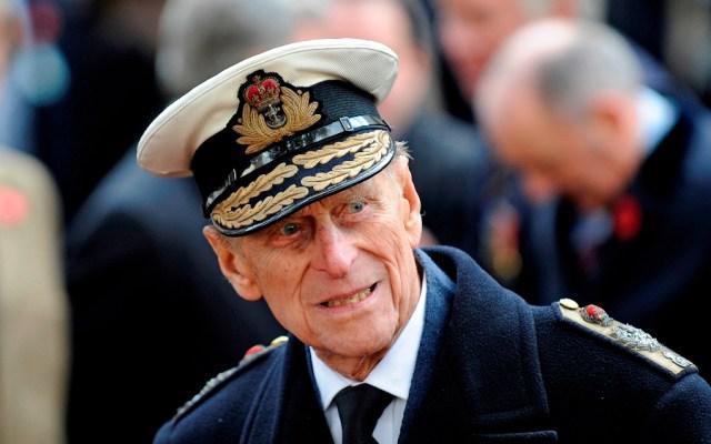 Así interrumpió su transmisión la BBC para dar a conocer muerte de Príncipe Felipe - Duque de Edimburgo príncipe Felipe