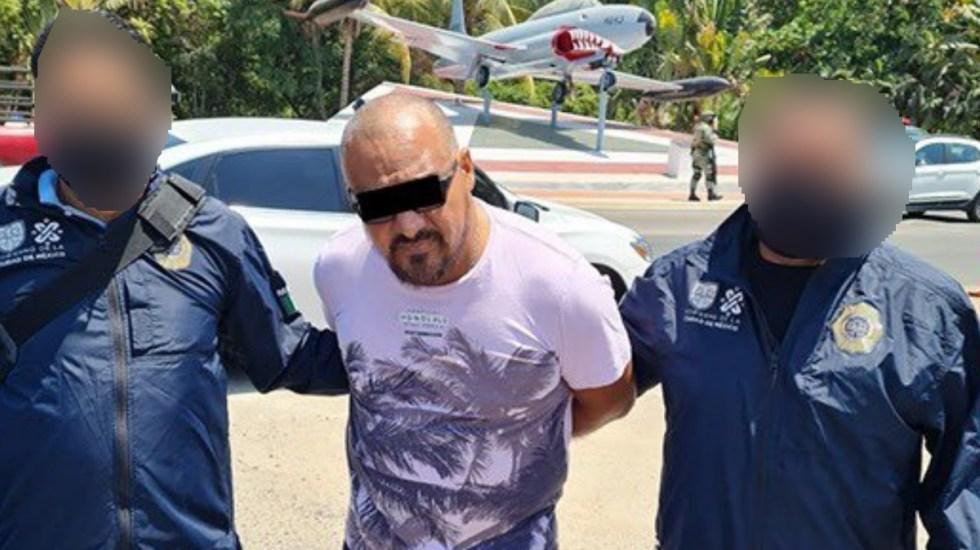 Detienen en Acapulco a 'El Fabián de Peralvillo', uno de los más buscados en la Ciudad de México - El Fabián de la Peralvillo detenido Acapulco Ciudad de México