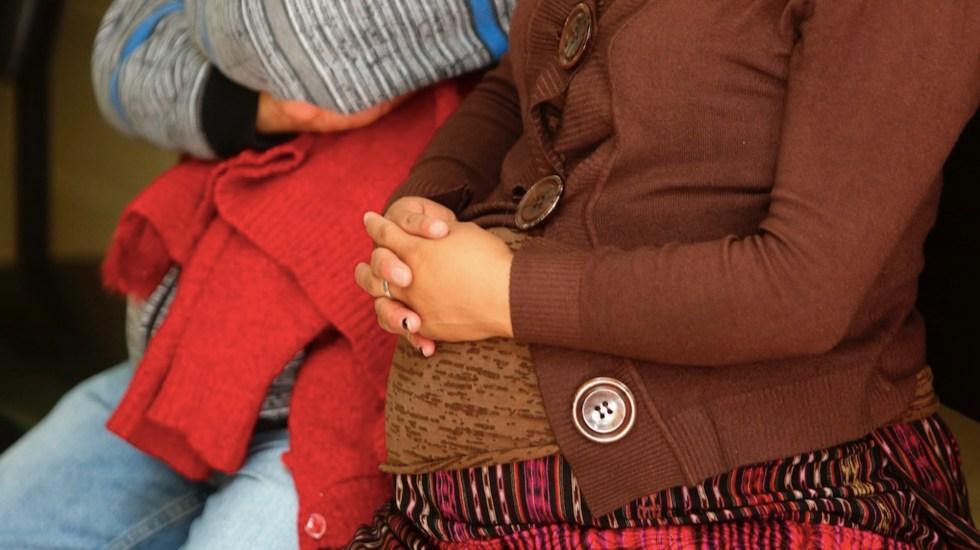 Brasil incluye a embarazadas como grupo prioritario en vacunación - Brasil incluye a embarazadas como grupo prioritario en vacunación. Foto de EFE