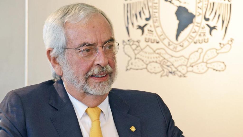 UNAM regresará a clases hasta que la comunidad estudiantil esté completamente vacunada: Graue - Enrique Graue Wiechers UNAM