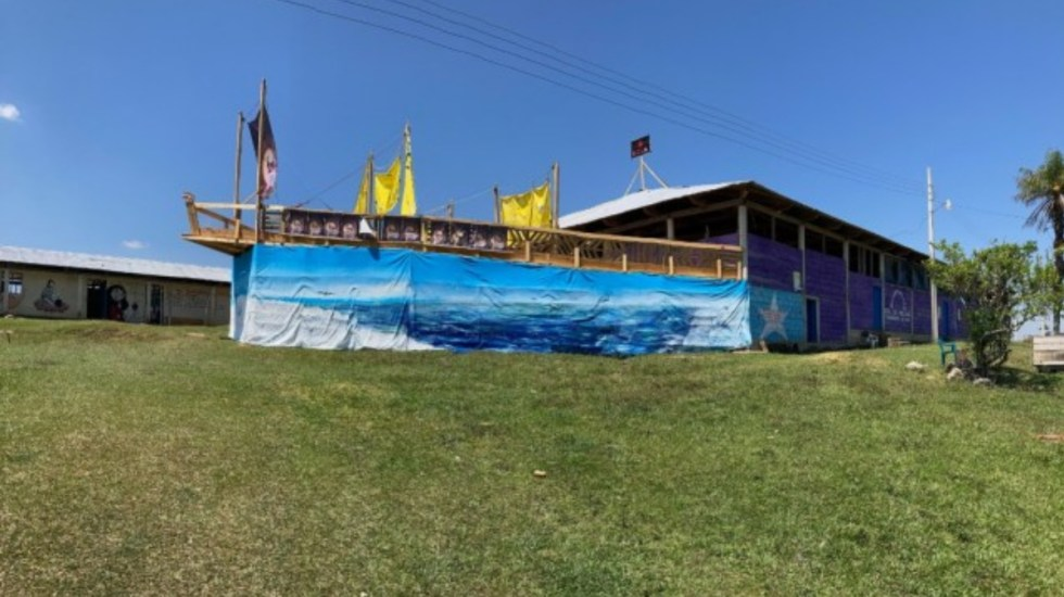EZLN enviará delegación en barco a 30 países de Europa - EZLN barco viaje Europa