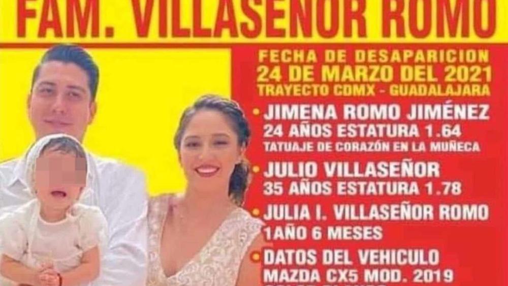 Detenidos siete policías por desaparición de familia en Jalisco - familia desaparecida Jalisco Acatic
