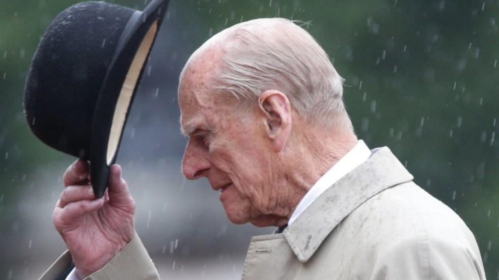 Pesar en todo el mundo por la muerte del duque de Edimburgo - Felipe, duque de Edimburgo murió a los 99 años. Foto de Twitter The Royal Family