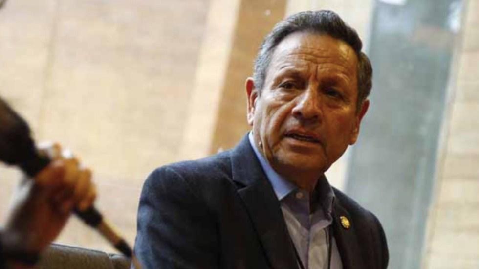 Murió por COVID-19 el general Francisco Gallardo Rodríguez - General Francisco Gallardo. Foto de El Diario de Colima