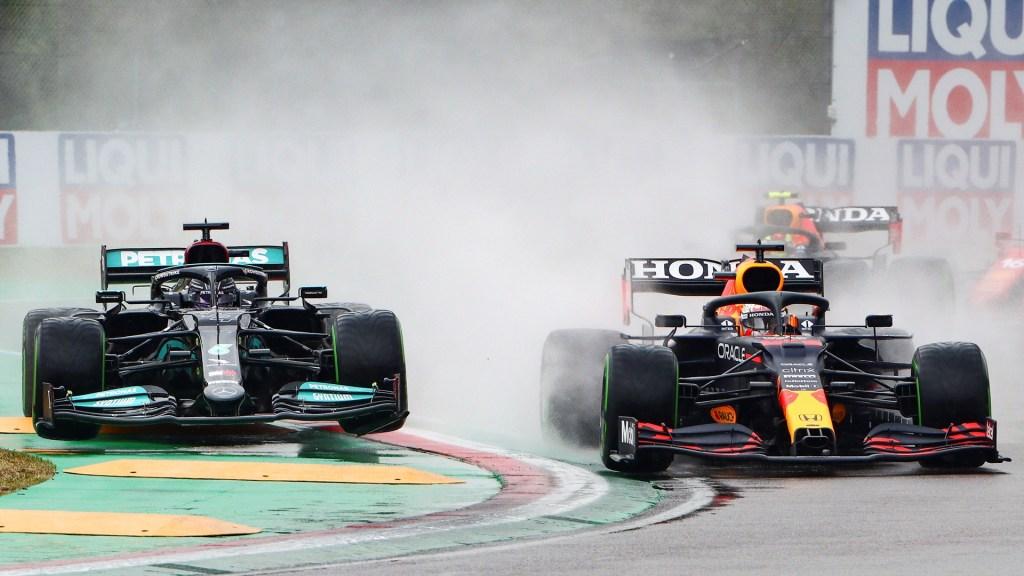 Verstappen gana GP de Emilia Romaña; 'Checo' Pérez finaliza doceavo - GP de Emilio Romaña. Foto de EFE