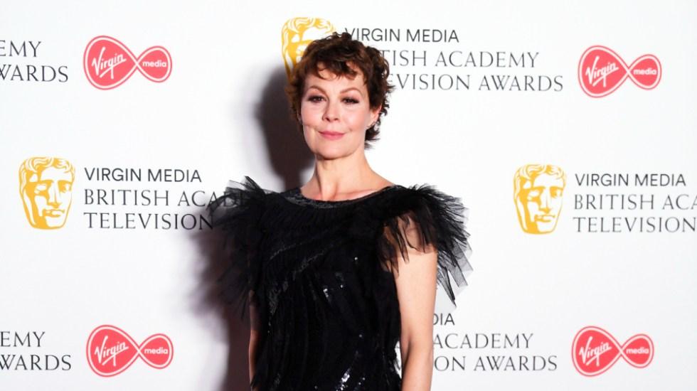 "Murió Helen McCrory, actriz de ""Harry Potter"" y ""Skyfall"" - Helen McCrory"