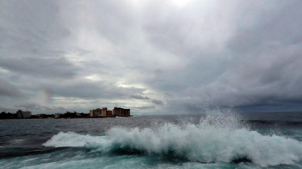 Prevén temporada de huracanes más activa de lo normal en el Atlántico - Temporada de huracanes en el Atlántico. Foto de EFE