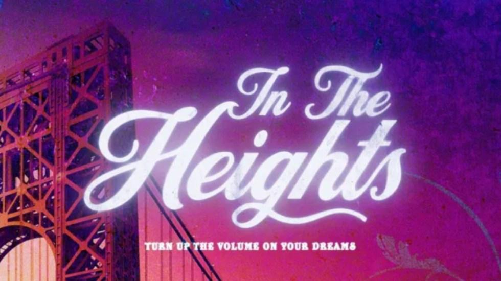 """Los Óscar estrenarán tráileres de """"West Side Story"""" y """"In the Heights"""" - In The Heights tráileres"""