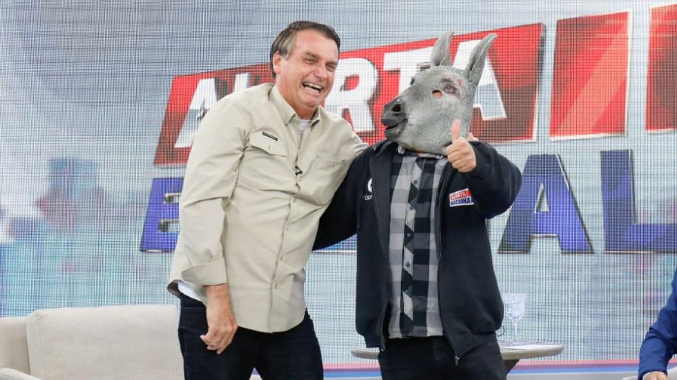 Bolsonaro amaga con el Ejército si cuarentenas en Brasil generan caos - Jair Bolsonaro