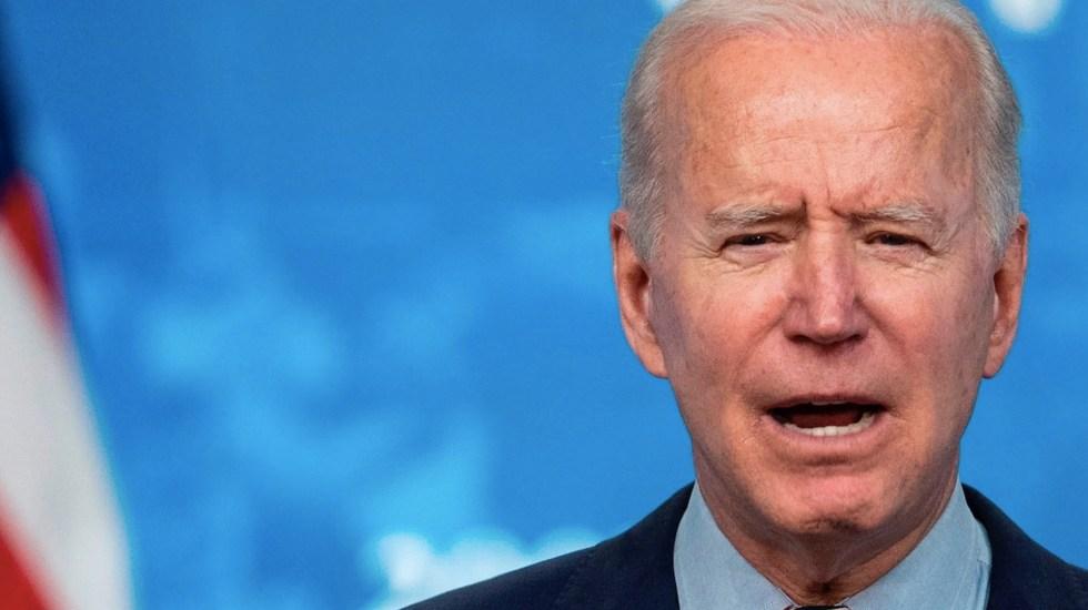 Migración y violencia con armas, las piedras en el zapato de Biden - Joe Biden