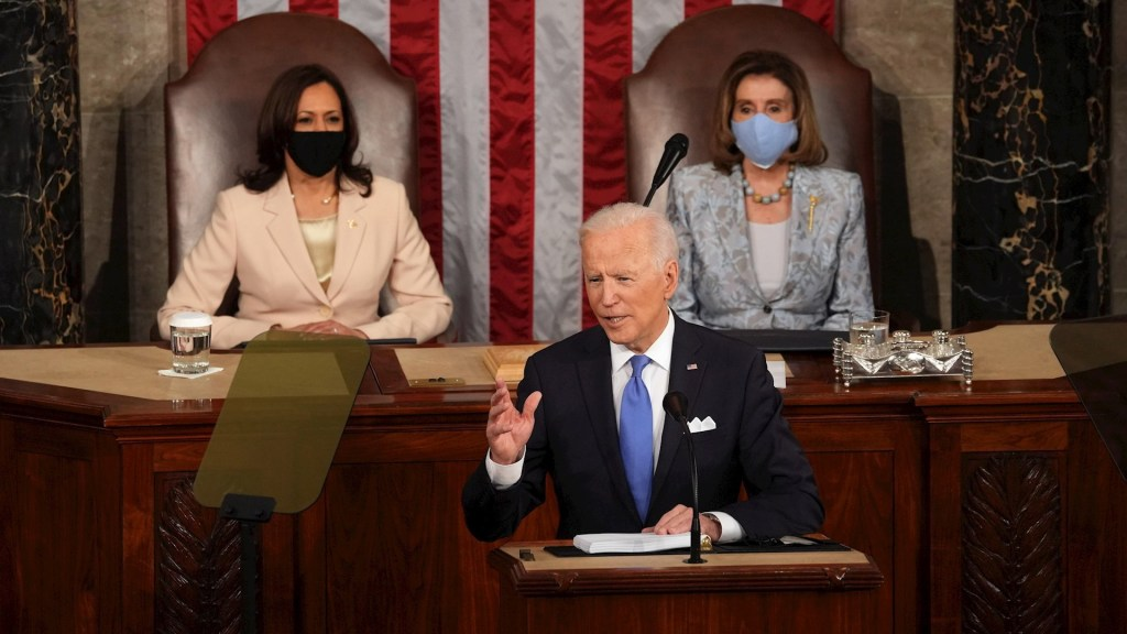 "Joe Biden llama a terminar con ""guerra"" partidista por migración - Joe Biden Estados Unidos 100 días"