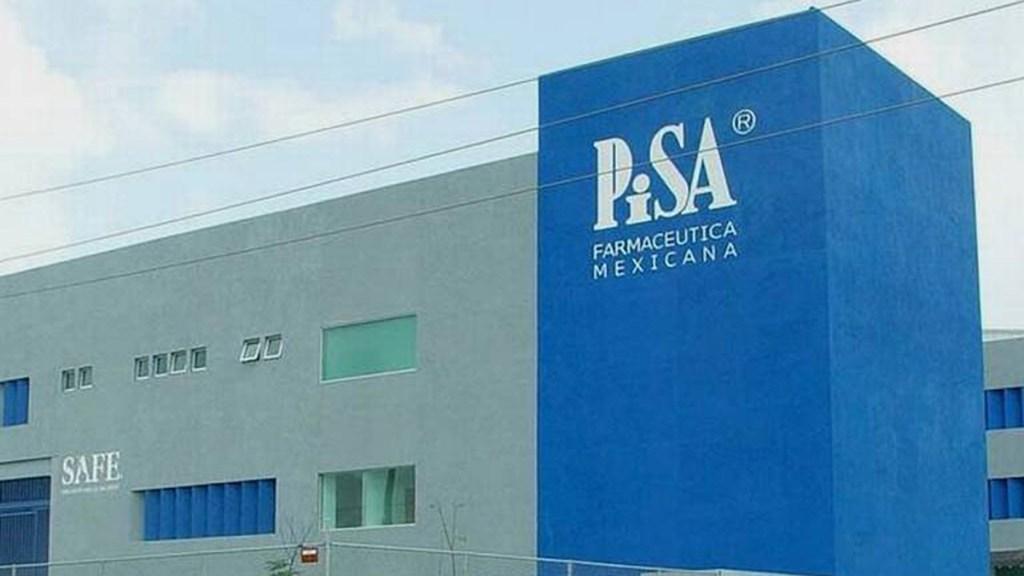 Función Pública suspende inhabilitación de PiSA por falsear información - Laboratorios PiSA. Foto de El Sol de Toluca