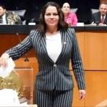 #Video Senadora María Merced González 'balconea' que a AMLO le interesan Jalisco y Nuevo León