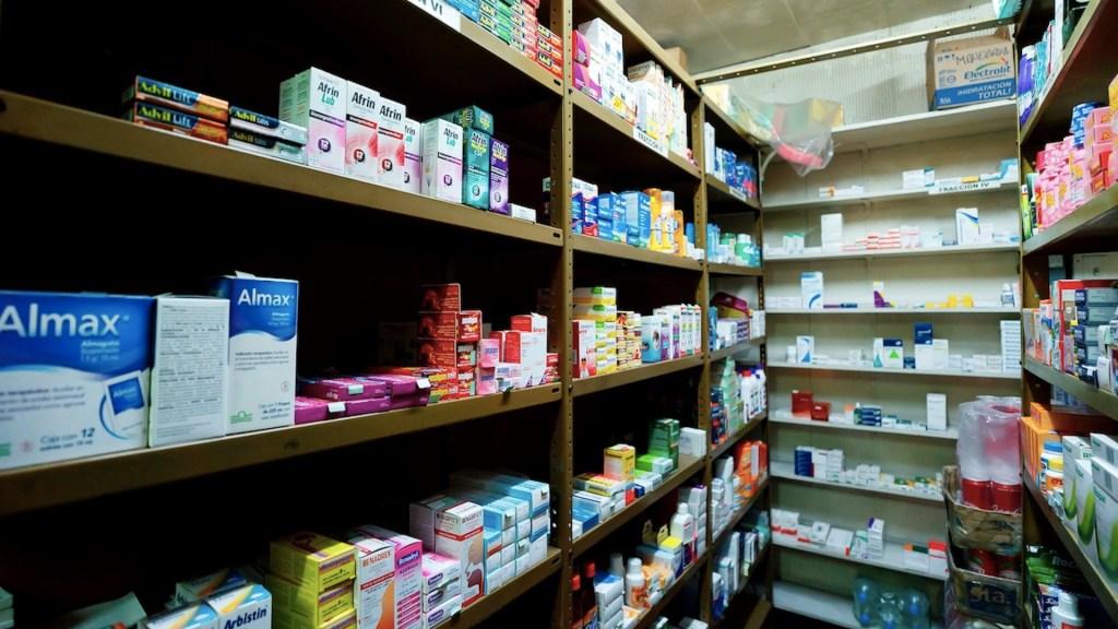 UNOPS entrega a México lote de 5.5 millones de medicamentos e insumos de curación - La Unops reportó al Gobierno mexicano un lote de 5.5 millones de medicamentos y materiales de curación. Foto de EFE