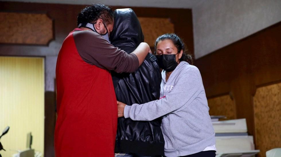 Dictámenes periciales confirman intoxicación de adolescente que acusó al diputado Sául Huerta - Menor víctima Saúl Huerta 15 años