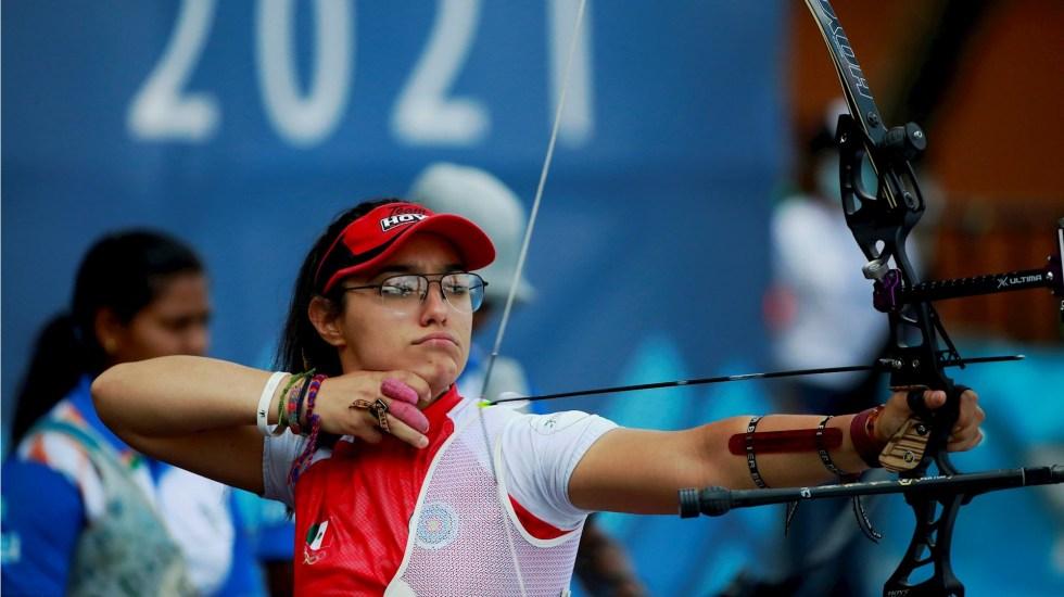 México, España e India se llevan el oro en arco recurvo por equipos - México arco recurvo