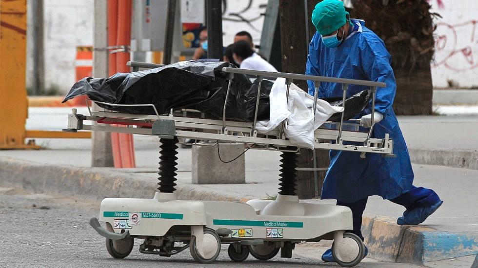 México registró en las últimas 24 horas 2 mil casos y 104 muertes por COVID-19 - OMS Mexico Ciudad Juarez Chihuahua covid19 coronavirus