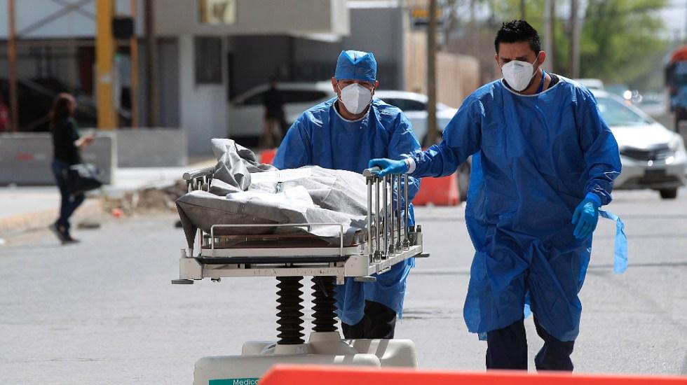 En las últimas 24 horas, México registra 349 muertes y 3 mil 308 contagios por COVID-19 - Mexico coronavirus covid19